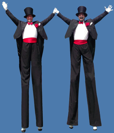 formal stiltwalkers