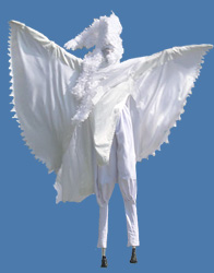 stiltwalkers angel